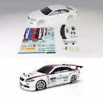 K Factory 320 Touring Car Clear Body